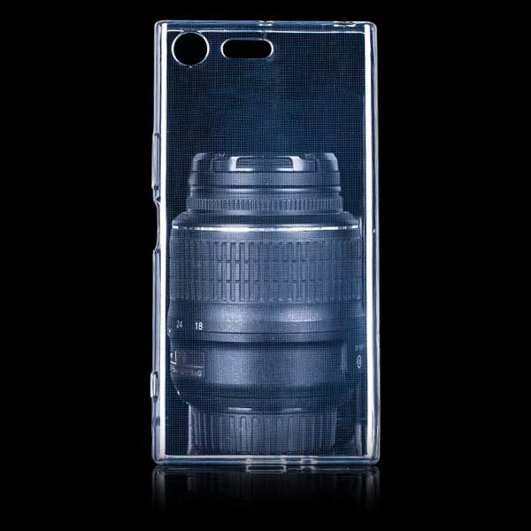 brand new 6dd9c 60019 BACK CASE COVER SONY XPERIA XZ PREMIUM Ultra slim 0.3mm TRANSPARENT