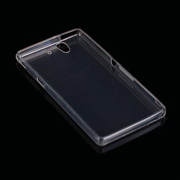 wholesale dealer 77de1 4f7c7 BACK CASE COVER SONY XPERIA Z Ultra slim 0.3mm TRANSPARENT
