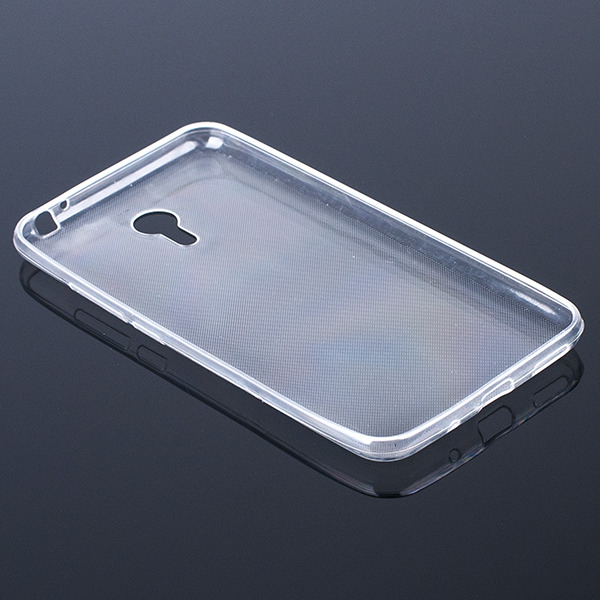 BACK CASE COVER for MEIZU M2 NOTE Ultra slim 0.3mm TRANSPARENT