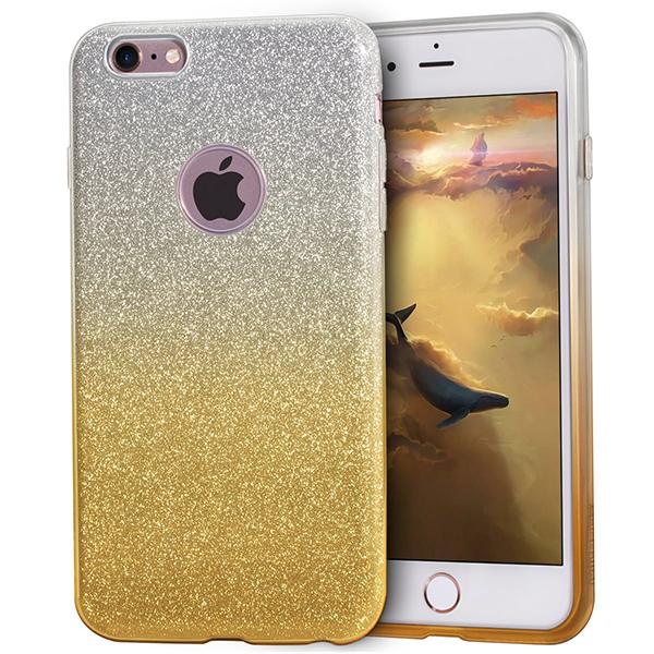 buy online 9d12d e82e0 BLING CASE COVER GLITTER BROCADE XIAOMI REDMI NOTE 4 GOLD