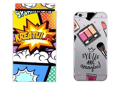Back Case Cover Overprint Kreatui FASHION LG X POWER + GLASS 9H