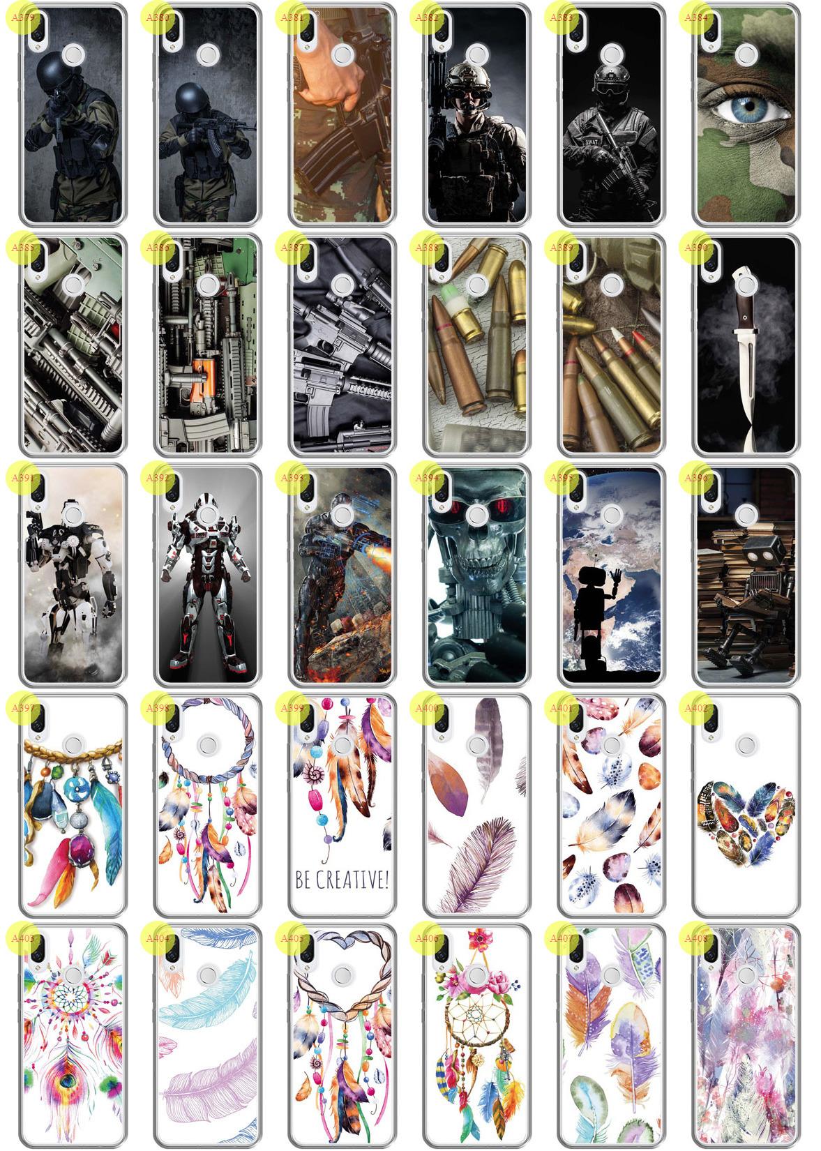 Back Case Kreatui PRINT COVER PhotoCase HUAWEI NOVA 3I +