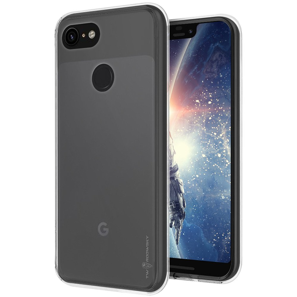 online store 37737 09f37 Back case Twardowsky Less space cover for GOOGLE PIXEL 3 XL