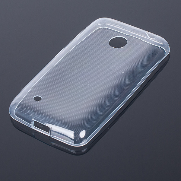 CASE COVER NOKIA LUMIA 530 Ultra slim 0.3mm TRANSPARENT NO WATER VAPOR