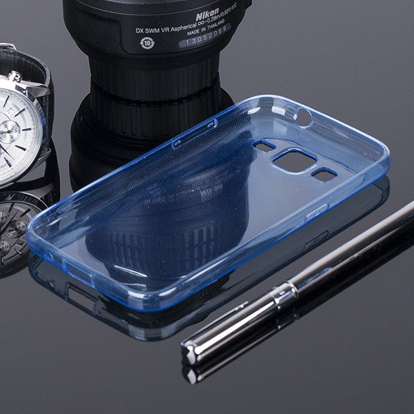 CASE COVER for SAMSUNG GALAXY CORE PRIME G360 0.3mm CLEAR sapphire