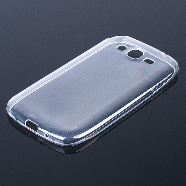 CASE COVER for SAMSUNG GALAXY GRAND GT-I9080 Ultra slim 0.3mm CLEAR