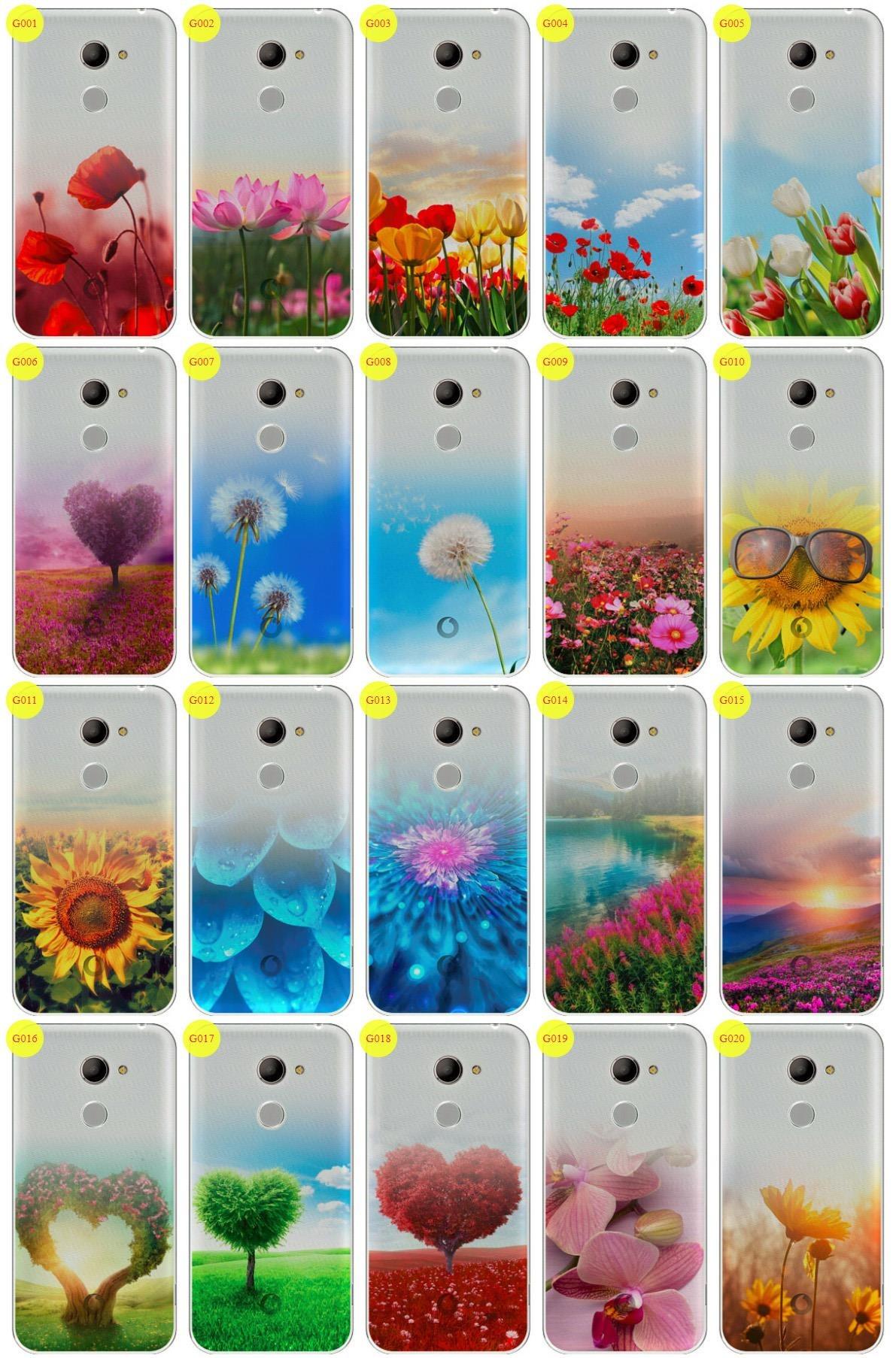 more photos 041cd 18b7c Case Cover Overprint Kreatui GRADIENT VODAFONE SMART N8