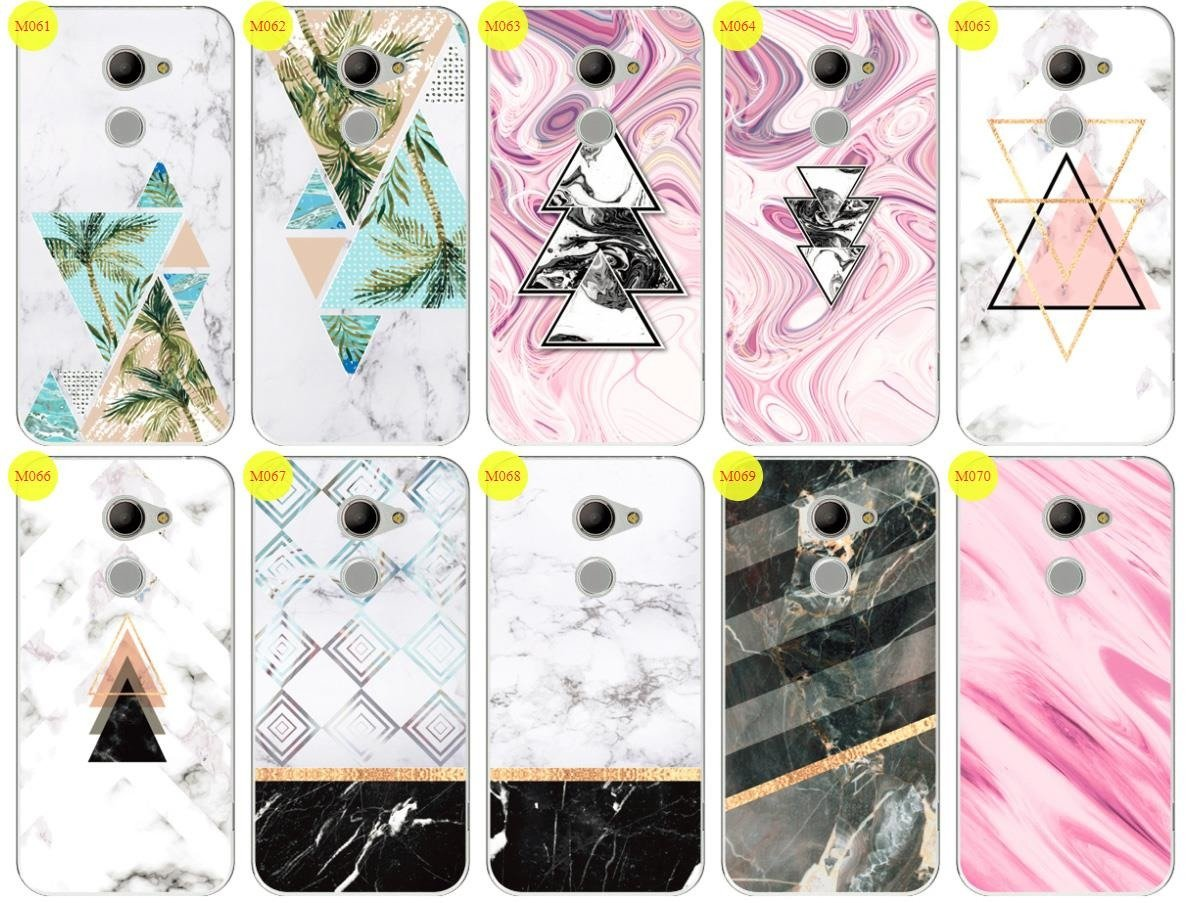 new product 0c995 c156b Case Cover Overprint Kreatui MARBLE VODAFONE SMART N8