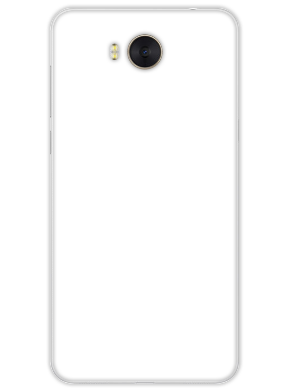 Design a unique case with its own imprint on Huawei Y6 2017 - black
