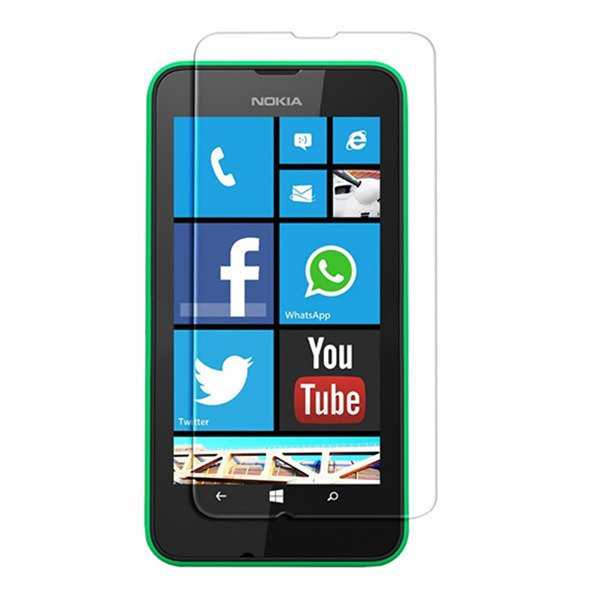 HQ Real Tempered Glass Film 9H Screen Protector NOKIA LUMIA 530 HQ