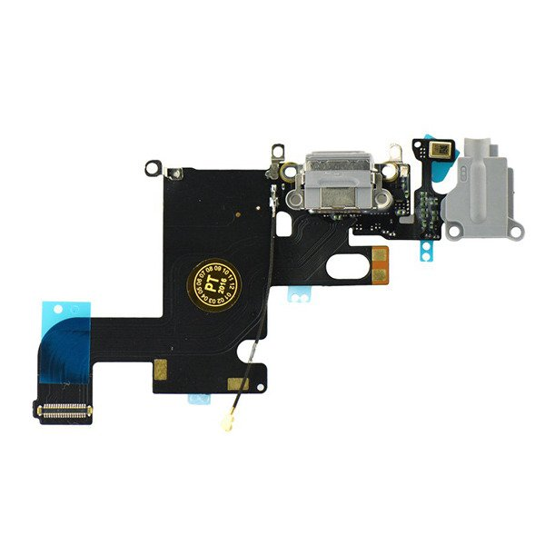 competitive price 6cb3a 0d65f IPHONE 6 FLAT CABLE / TAPE with charging connector and HF socket