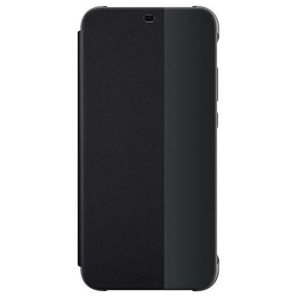 new product 28c45 0500a ORIGINAL FLIP CASE BLACK HUAWEI SMART VIEW COVER FOR HUAWEI P20 LITE