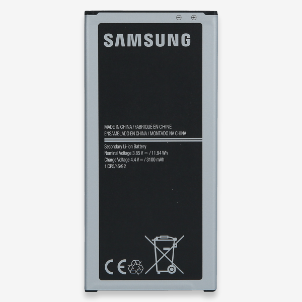 original battery eb bj510cbe samsung galaxy j5 2016 sm j510 3100mah 43696 vegacom. Black Bedroom Furniture Sets. Home Design Ideas