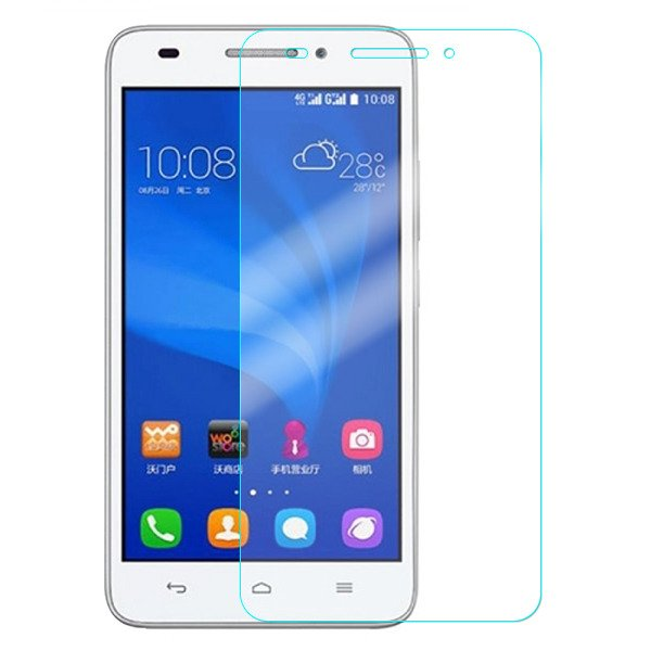 Real Tempered Glass Film 9H Screen Protector HUAWEI HONOR 4C