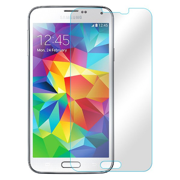 Real Tempered Glass Film Screen Protector for SAMSUNG GALAXY S5 G900