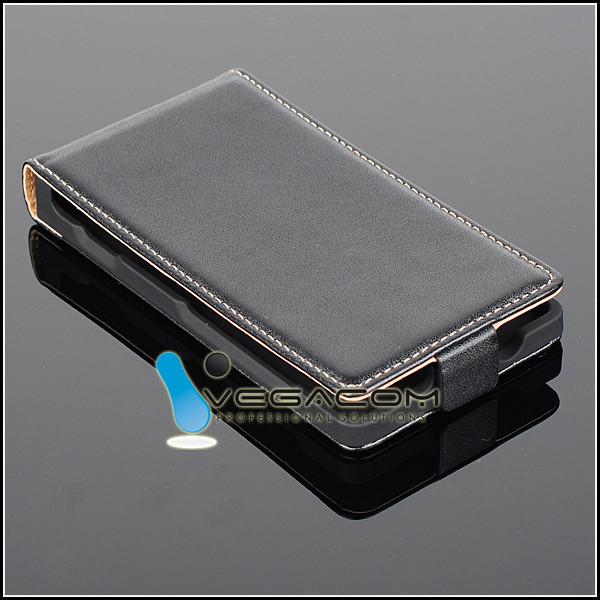 best sneakers 38c6d 7c441 SLIM FLIP CASE COVER magnet Nokia Lumia 525 Black
