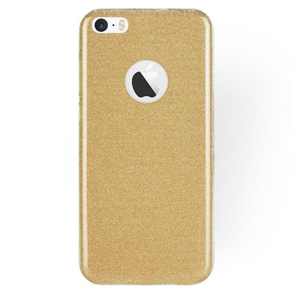 half off 6c993 79e5b STELLA CASE COVER GLITTER BROCADE IPHONE SE 5 5S GOLD