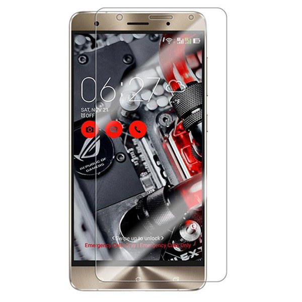 Tempered Glass FILM 9H Screen Protector ASUS ZENFONE 3 DELUXE ZS570KL