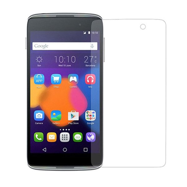 Tempered Glass Film 9H Oleophobi Screen Protector ALCATEL OT POP 3 5.0