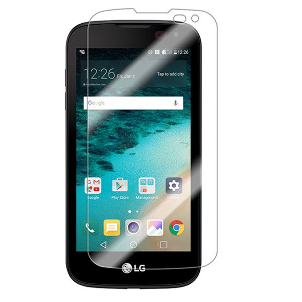 Tempered Glass Film 9H Oleophobic Screen Protector LG K3