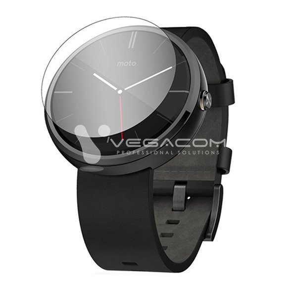 Tempered Glass Film 9H Oleophobic Screen Protector MOTOROLA MOTO 360