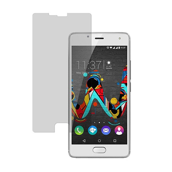Tempered Glass Film 9H Oleophobic Screen Protector WIKO UFEEL PRIME
