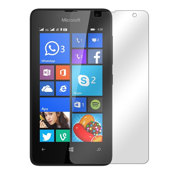 Tempered Glass Film 9H Screen Protector MICROSOFT LUMIA 430