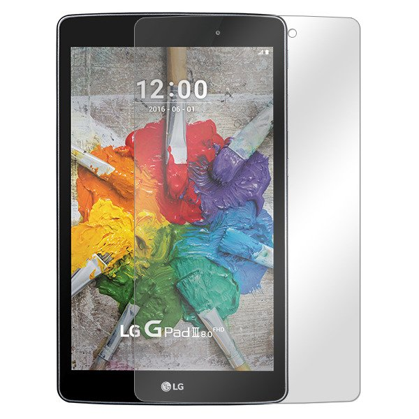 Tempered Glass Screen Protector For LG G Pad X 8.3 Tablet