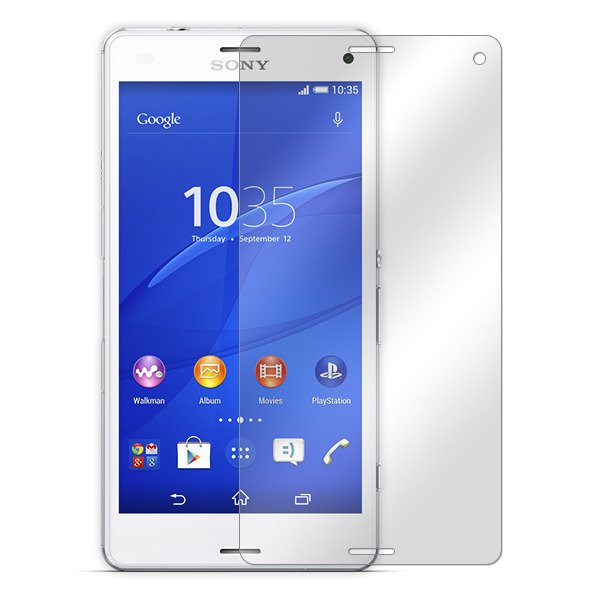 Tempered Glass Film Screen Protector SONY Xperia Z3 Compact D5803