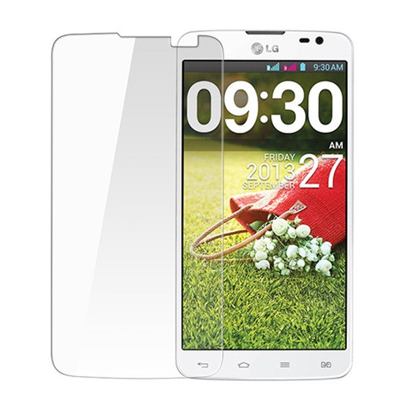 Tempered Glass PROTECTIVE 9H Screen Protector LG G PRO LITE Duo D686