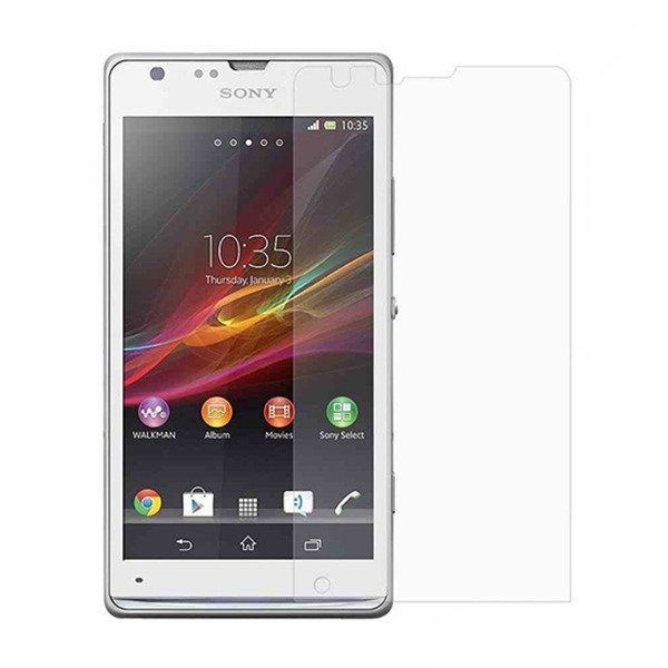 Tempered Glass PROTECTIVE FILM 9H Screen Protector SONY XPERIA SP M35h