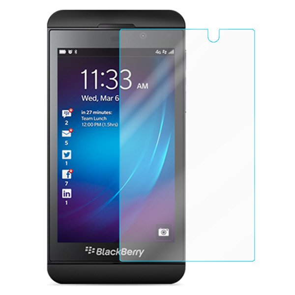 Tempered Glass PROTECTIVE Film 9H Screen Protector BLACKBERRY Z30
