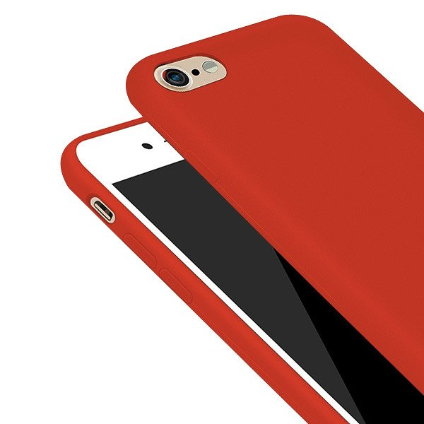 c26c7f82ab551e VELVET BACK CASE COVER MATT HUAWEI MATE 10 LITE RED 86296 | VegaCom