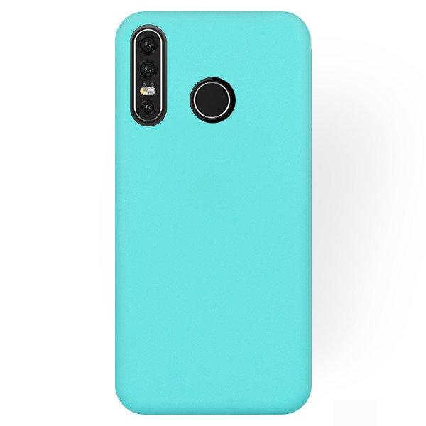 Velvet Back Case Cover Matt Huawei P30 Lite Mint 114373 Vegacom