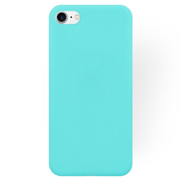191af02cadd233 VELVET BACK CASE COVER MATT IPHONE 8 MINT 103241 | VegaCom