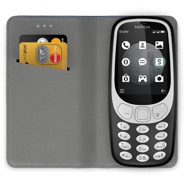 san francisco a30c3 70d2b Print Case Cover Magnetic UNIQUE NOKIA 3310 3G