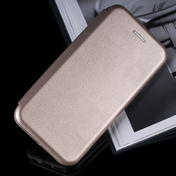 WALLET FLIP CASE COVER Magnetic PRESTIGE HUAWEI HONOR 9 GOLD