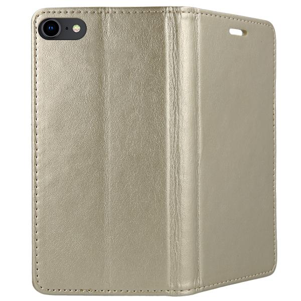 huge selection of 2f915 2fa24 WALLET FLIP CASE COVER Magnetic SmartBook HUAWEI P10 LITE GOLD