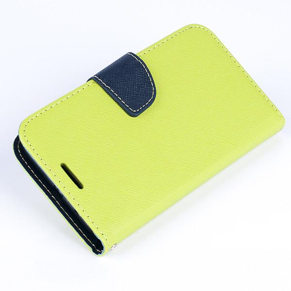 5bccd4ef0b WALLET FLIP CASE COVER pocketbook ALCATEL ONE TOUCH POP 3 5.0 LEMON ...