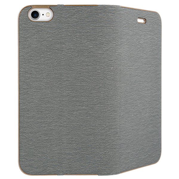 online store 5a1a2 de0bc WALLET FLIP CASE Magnetic POSH SAMSUNG GALAXY S7 EDGE G935 SILVER