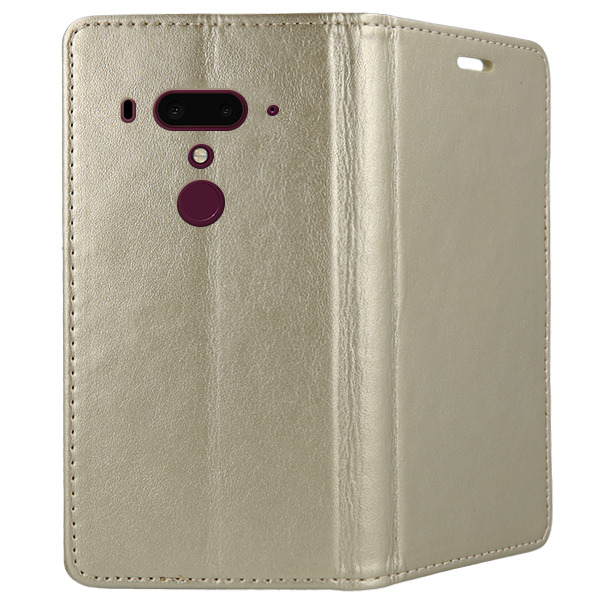 WALLET FLIP COVER Magnetic SmartBook HTC U12 PLUS / U 12 PLUS GOLD