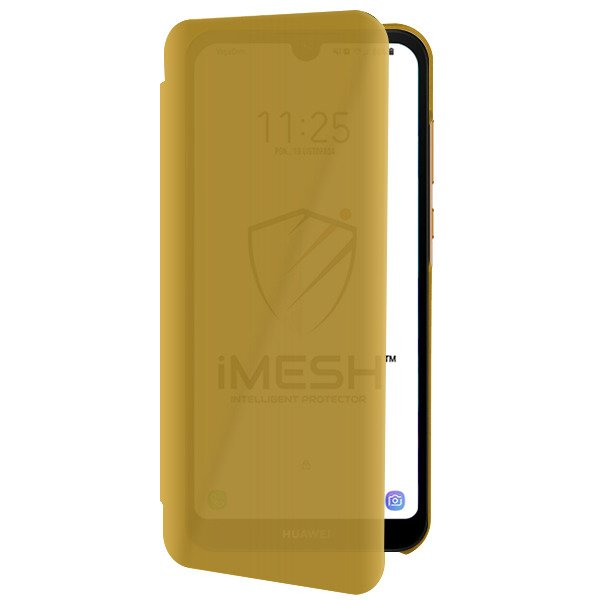 iMesh View case / cover in GOLD color for HUAWEI Y5 2019 +