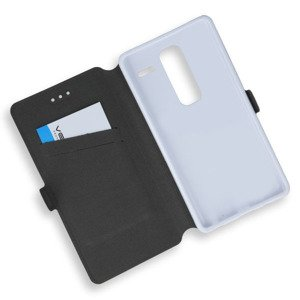 2in1 WALLET FLIP CASE COVER MAGNET pocketbook LG ZERO CLASS WHITE