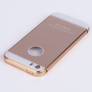 ALUMINIUM FRAME PROTECTION BUMPER CASE COVER IPHONE 5 5S SE GOLD