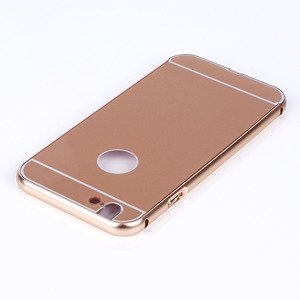 ALUMINIUM FRAME PROTECTION BUMPER CASE COVER IPHONE 6 6S 4.7 GOLD