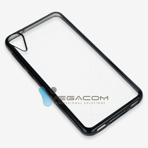 BACK CASE COVER GEL BUMPER RUBBER JELLY HTC DESIRE 10 LIFESTYLE BLACK
