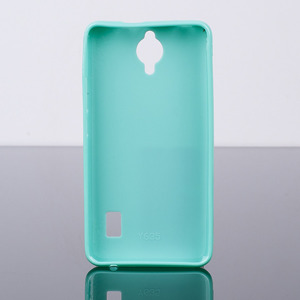 BACK CASE COVER GEL TPU JELLY HUAWEI ASCEND Y635 MINT