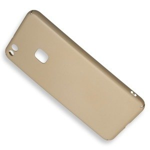 BACK CASE COVER SLIM ARMOR HARD HUAWEI P10 LITE GOLD