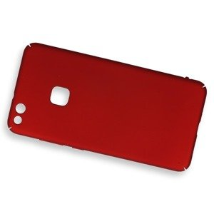 BACK CASE COVER SLIM ARMOR HARD HUAWEI P10 LITE RED