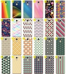 Back Case 0.3mm Kreatui PRINT COVER ArtCase HUAWEI Y7 + GLASS 9H